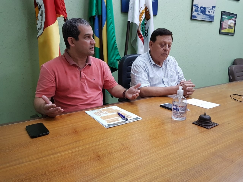 Executivo Municipal irá pronunciar-se neste domingo às 16 horas