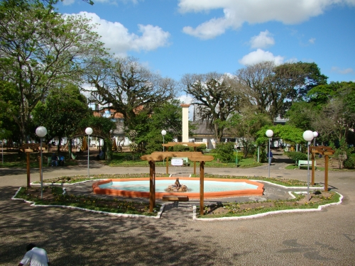 Praça Donário Lopes